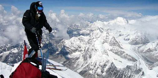 Everest Peak Climbing